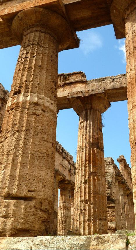 Paestum Dove Si Trova E La Sua Storia Il Cannito